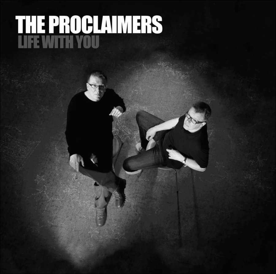 Proclaimers album cover